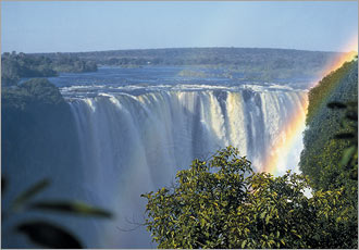 Victoria Falls - A natural Wonder of the world