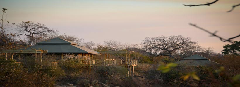 Luxury safari in Kruger Park Simbavati Lodge