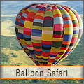 Balloon Safari near Hartbeespoort Dam