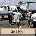 Fly-In to the Kruger Park